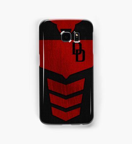 Armored Daredevil Suit Case Samsung Galaxy Case/Skin