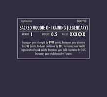 Sacred Hoodie of Training (Legendary) white Hoodie