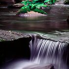 mountain stream  by Mountainimage