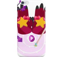 Crystal Gem Weapons iPhone Case/Skin