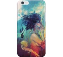 Medea iPhone Case/Skin