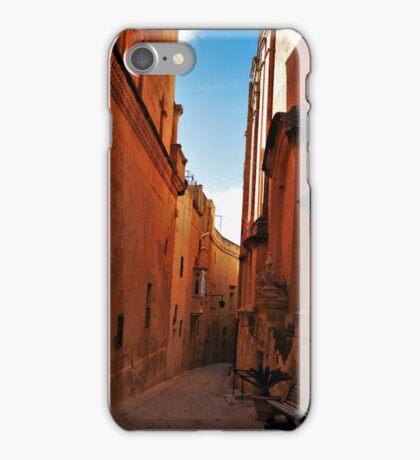 Red Town - Mdina, Malta iPhone Case/Skin