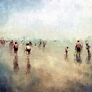 Seaside people by Ale Di Gangi