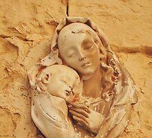 Madonna & Child- Mdina, Malta by TAMalloyPhoto