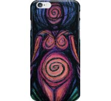 Mother Goddess iPhone Case/Skin