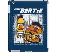 Here's Bertie iPad Case/Skin