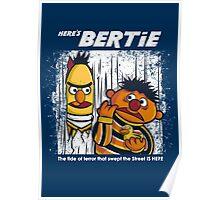 Here's Bertie Poster