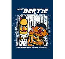 Here's Bertie Photographic Print