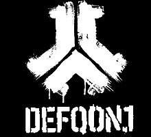Defqon 1 2013 - Weekend Warriors - Logo 2 by juen3000