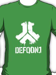 Defqon 1 2013 - Weekend Warriors - Logo 2 T-Shirt