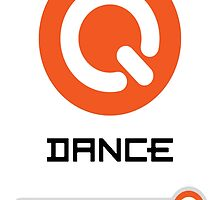 Q-Dance Festivals -Black Font- by juen3000