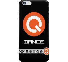 Q-Dance Festivals -White Font- iPhone Case/Skin