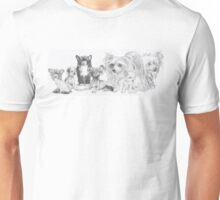 Growing Up Chinese Crested Unisex T-Shirt