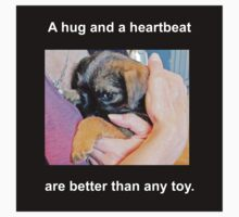 Hug and a Heartbeat Kids Clothes
