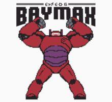 BAYMAX (8BIT) by Akiwa