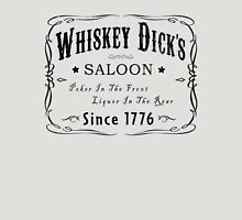 WHISKEY DICKS SALOON T-Shirt