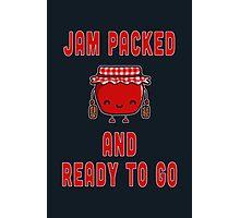 Jam Packed Photographic Print