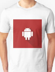 Red Droid T-Shirt