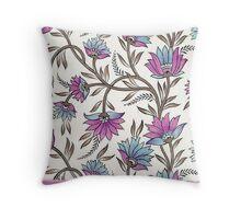 Saree Design 7 Throw Pillow