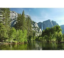 Along The Merced River Photographic Print