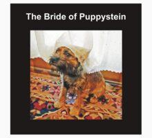 Bride of Puppystein Kids Tee