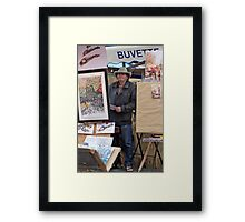 Ah, C'mon In And Look..... Framed Print