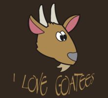 Goatees by LeighAth
