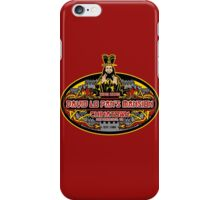 Lo pan's mansion  iPhone Case/Skin