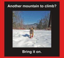 Another Mountain Kids Tee