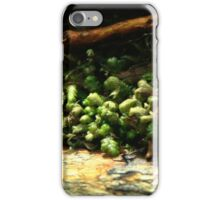 tiny little branches iPhone Case/Skin