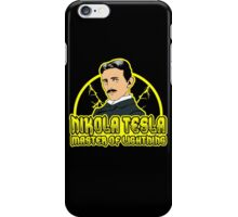 Master of lightning iPhone Case/Skin