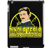Master of lightning iPad Case/Skin