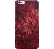 Flame of Kinetic Energy iPhone Case/Skin