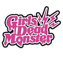 Girl Dead Monster by randomanime