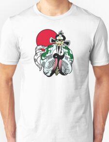 Fu manchu Unisex T-Shirt