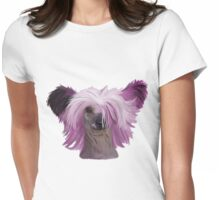 Punky2 T Womens Fitted T-Shirt