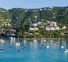 St Thomas Bay by dbvirago