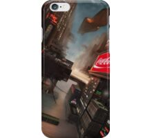 The Alley iPhone Case/Skin