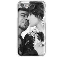 So beautiful mannequin ... kiss , kiss iPhone Case/Skin