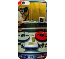 Tracked on Tape iPhone Case/Skin