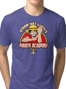 Pirate academy Tri-blend T-Shirt