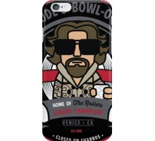 The Dude's Bowl-o-Rama iPhone Case/Skin
