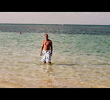 My Own Bond in the Caribbean by WaleskaL