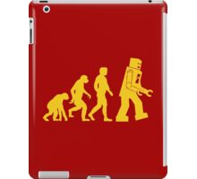 Robot Evolution iPad Case/Skin