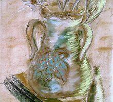 Vase Still Life by RoyAllen Hunt
