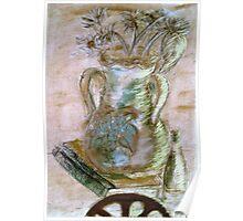 Vase Still Life Poster