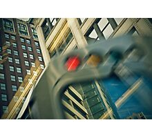 Six Minutes to Circle Photographic Print