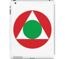 Lebanese Air Force - Roundel iPad Case/Skin