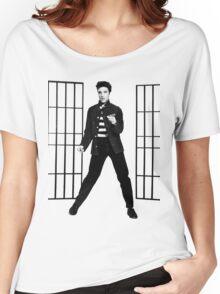 Elvis Presley Jailhouse Rock Women's Relaxed Fit T-Shirt