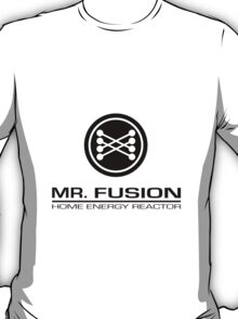 Mr. Fusion Home Energy Reactor T-Shirt